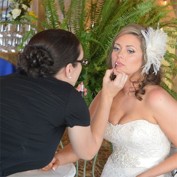 Glamour by Teddi - Bridal Makeup Services.